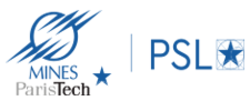 Logo Mines ParisTech, Partenaire de Dauphine Executive Education en formation continue (Université Paris Dauphine-PSL)