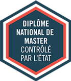 Logo Diplôme National de Master (Dauphine Executive Education, formation continue de l'Université Paris Dauphine-PSL)
